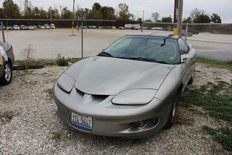 2002 Pontiac Firebird zu verkaufen