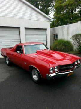 1970 Chevrolet El Camino zu verkaufen