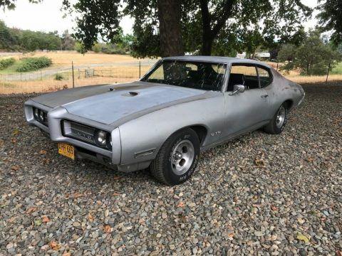1969 Pontiac GTO zu verkaufen