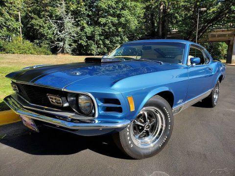 1970 Ford Mustang zu verkaufen