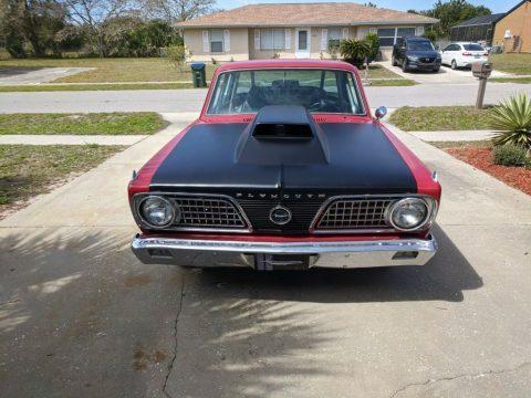 1966 Plymouth Barracuda zu verkaufen