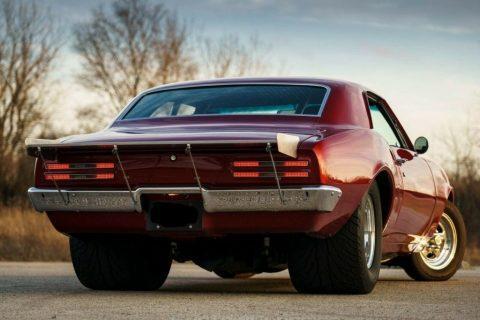 1967 Pontiac Firebird zu verkaufen
