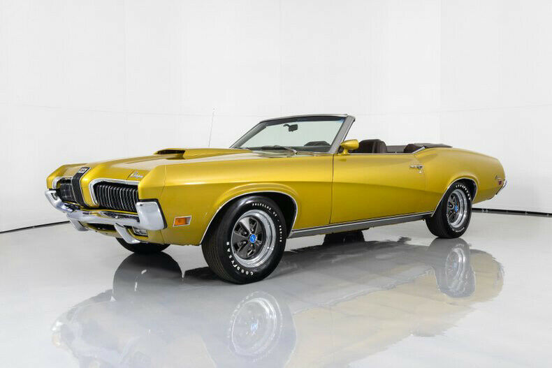 1970 Mercury Cougar XR7 Convertible