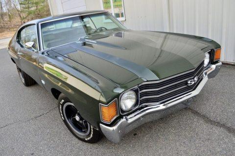 1971 Chevrolet Chevelle SS zu verkaufen
