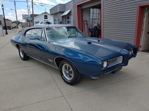 1968 Pontiac GTO zu verkaufen