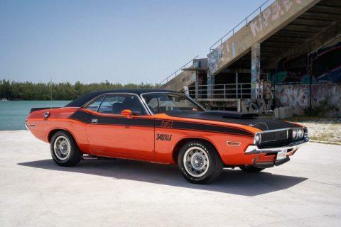 1970 Dodge Challenger T/A zu verkaufen