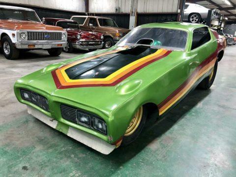 1972 Dodge Funny Car zu verkaufen