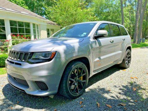 2018 Jeep Grand Cherokee zu verkaufen